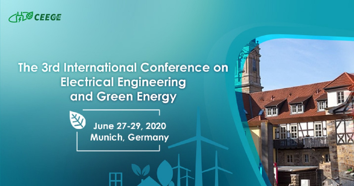 International Conference on Electrical Engineering and Green Energy