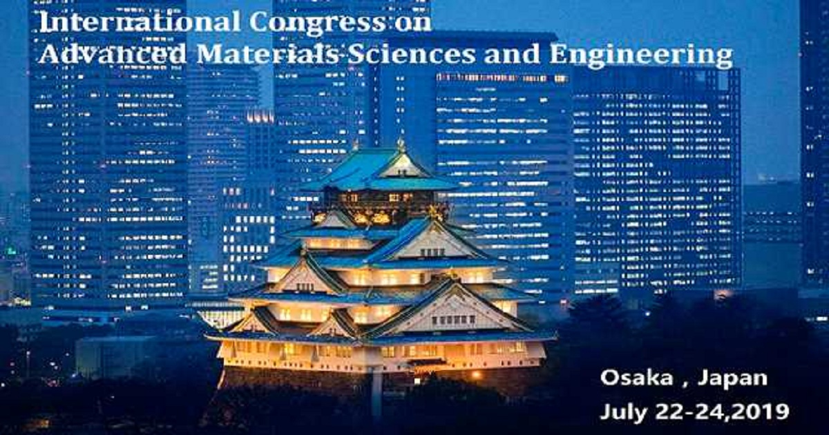 International Congress on Advanced Materials Sciences and Engineering