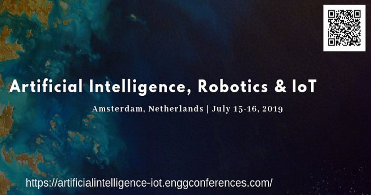 2nd International Conference on Artificial Intelligence, Robotics & IoT