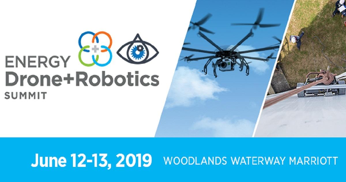 Energy Drone & Robotics Summit