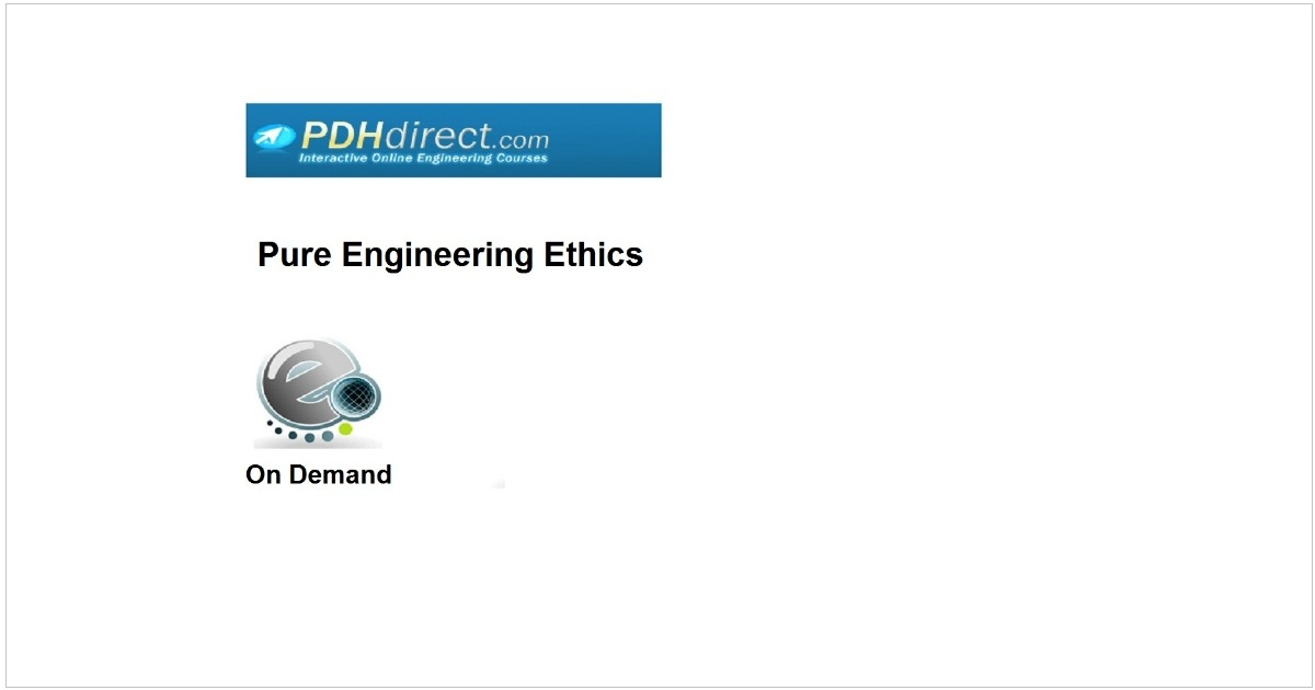Pure Engineering Ethics