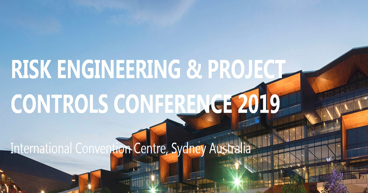 Risk Engineering & Project Controls Conference 2019
