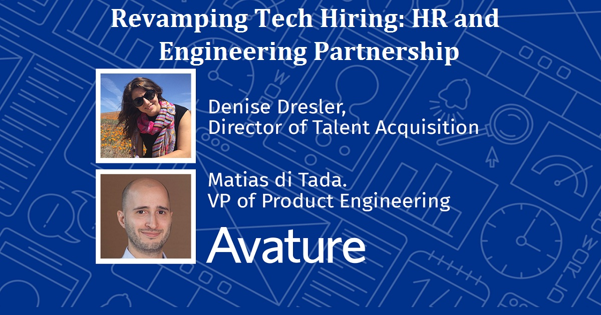 Revamping Tech Hiring: HR and Engineering Partnership