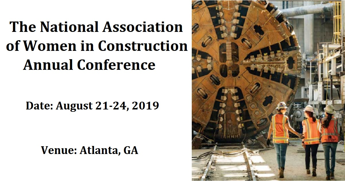 The National Association of Women in Construction Annual Conference