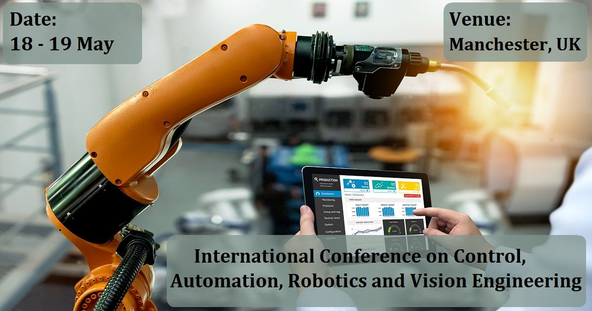 International Conference on Control, Automation, Robotics and Vision Engineering