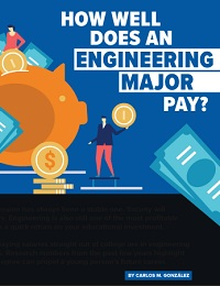 HOW WELL DOES AN ENGINEERING MAJOR PAY?