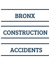 BRONX CONSTRUCTION ACCIDENTS INFOGRAPHIC