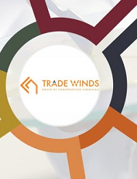 TRADE WINDS SINGLE-POINT STORE FOR CONSTRUCTION CHEMICALS PRODUCTS